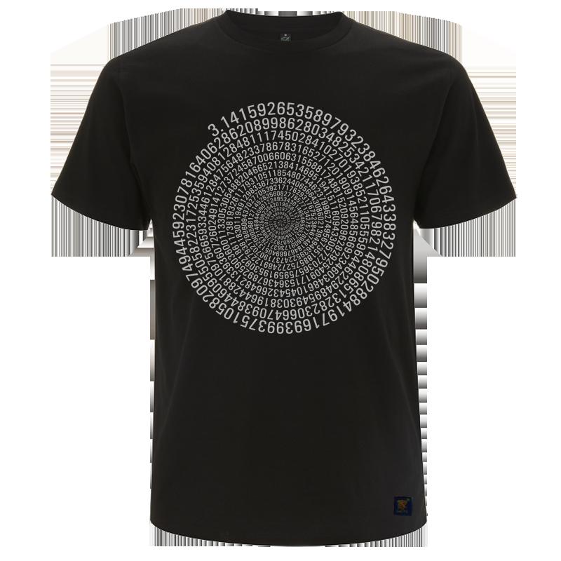 Screen printing uchi 39 s pi t shirt for Screen print t shirt