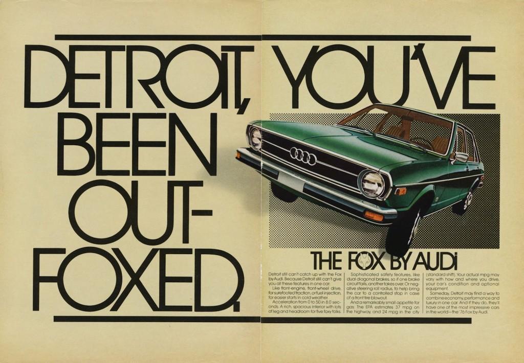 Avant-Garde-Audi