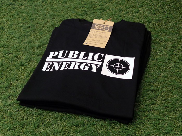 Public Energy T shirt