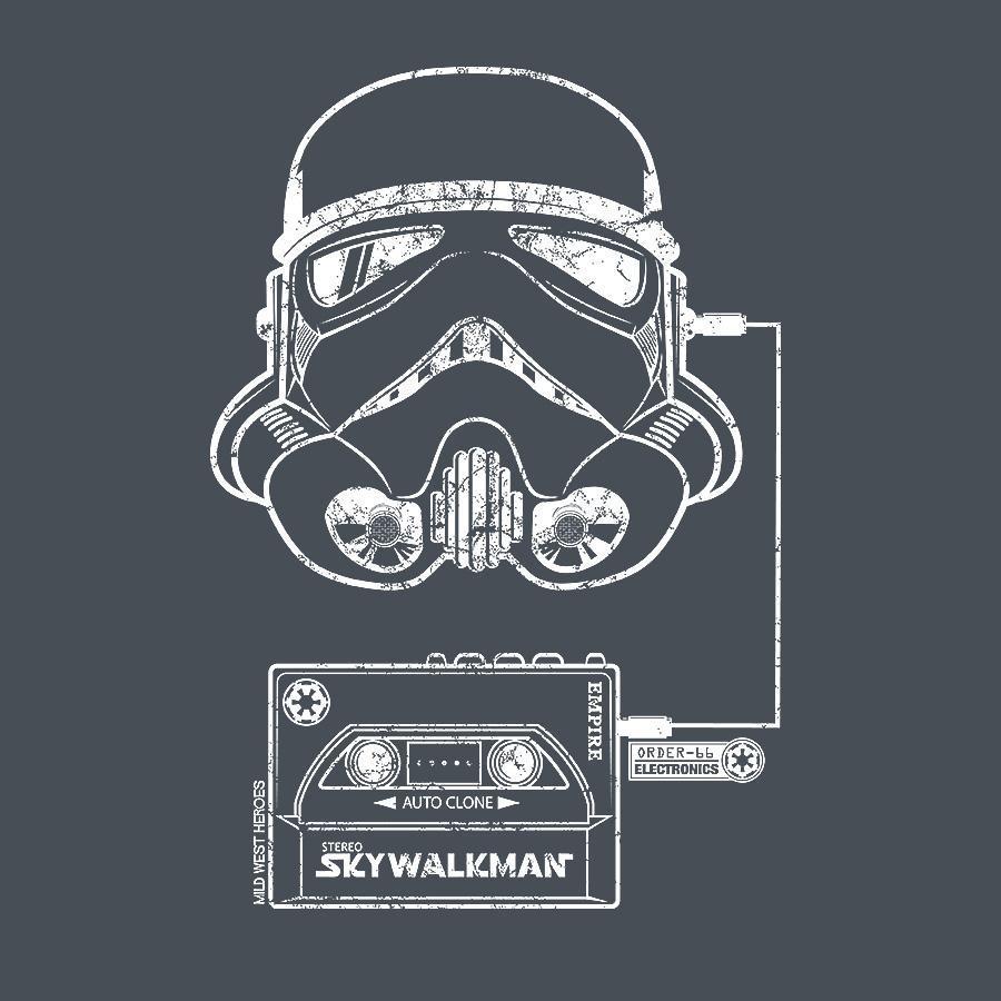 Stormtrooper by Mild West Heroes
