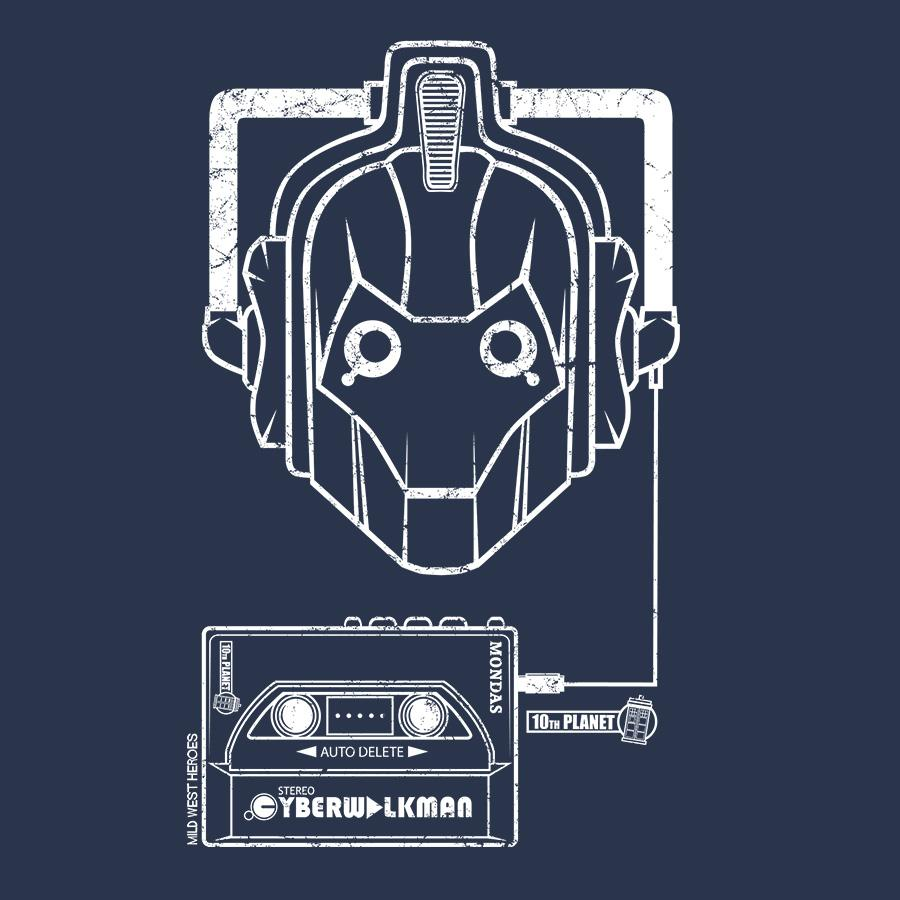 Cyberman by Mild West Heroes